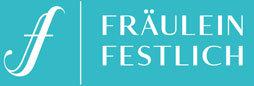 Logo Fräulein Festlich längs