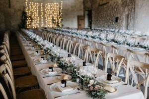 Tisch-Dekoration