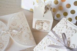 Hochzeits-Papeterie (im Paket Komplett-Planung enthalten)